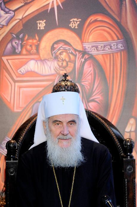 Patrijarh Irinej, Foto: Privatna arhiva