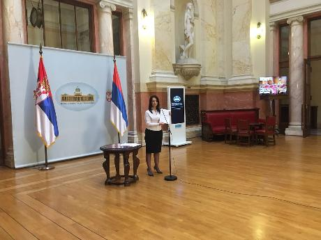 Marinika Tepić FOTO: Milica Božinović