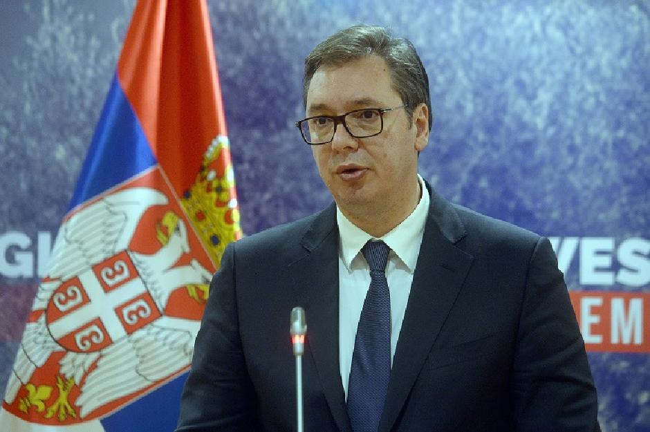Aleksandar Vučić, Foto: Beta/Dimitrije Goll