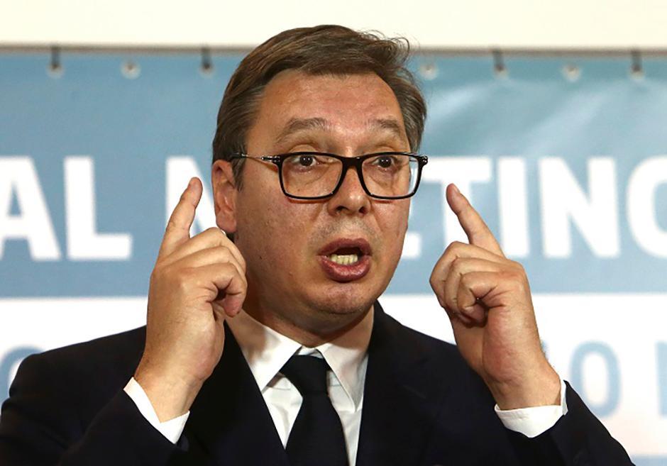 Aleksandar Vučić, Foto: Beta/Boris Grdanoski