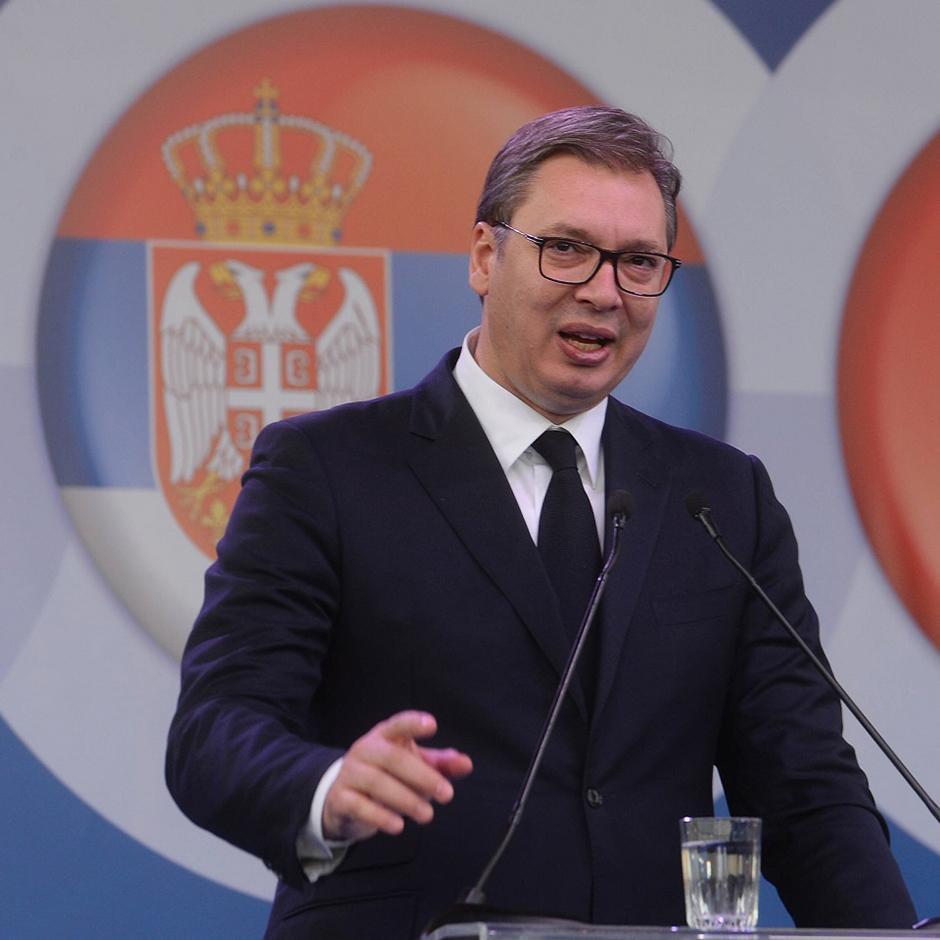 Aleksandar Vučić, Foto: Dimitrije Goll