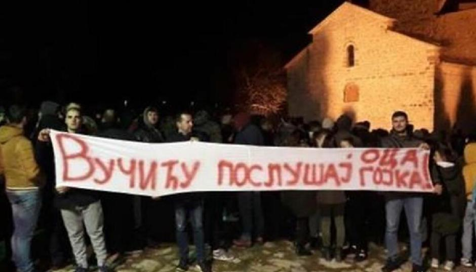 Transparent upućen Vučiću