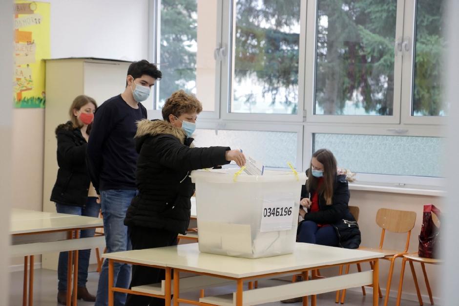 Izbori FOTO: Ata images