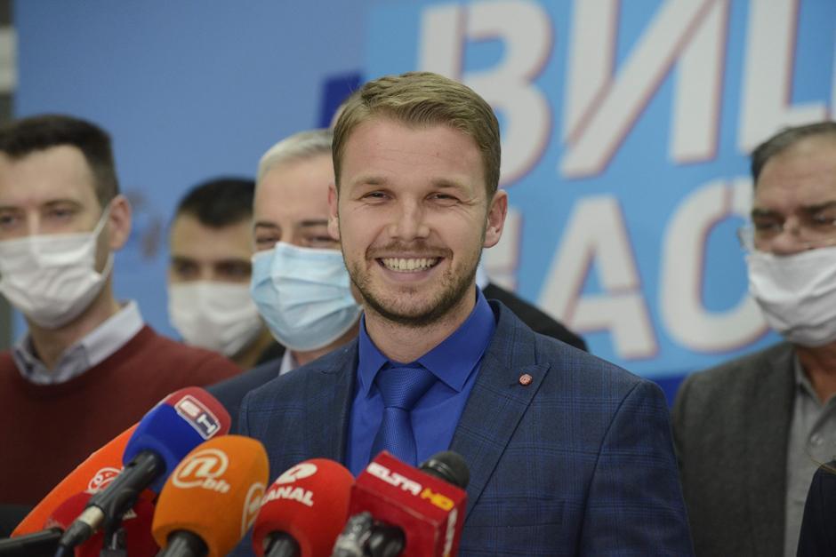 Draško Stanivuković FOTO: ATA images