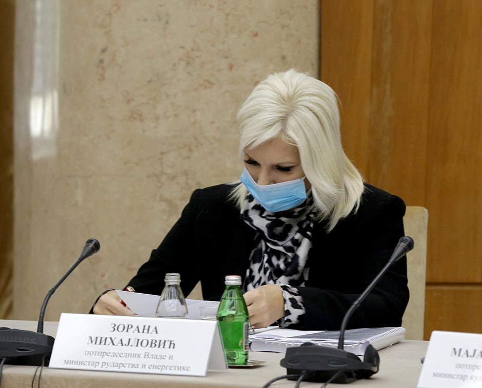 Zorana Mihajlović FOTO: ATA images