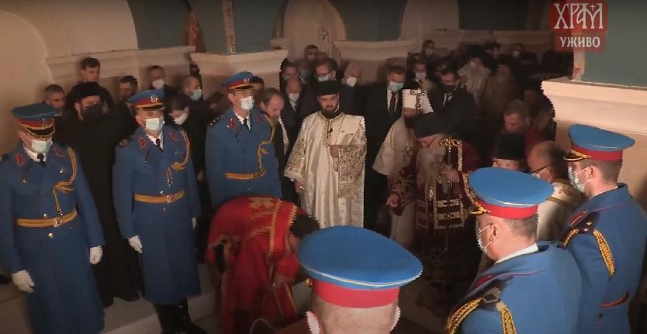 Sahrana patrijarha Irineja