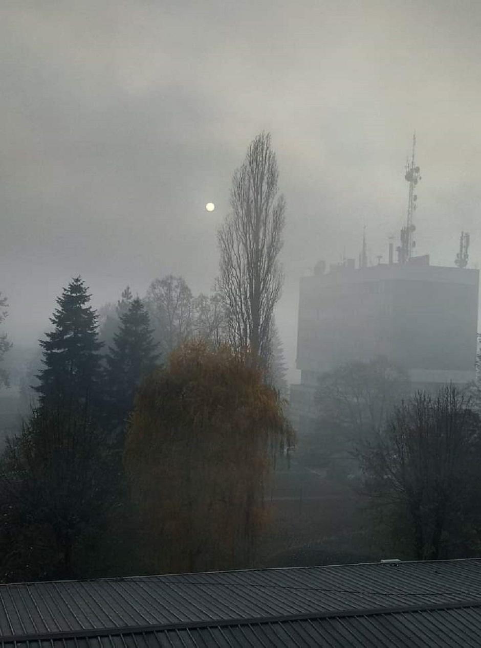 Zagađen vazduh, FOTO: Privatna arhiva