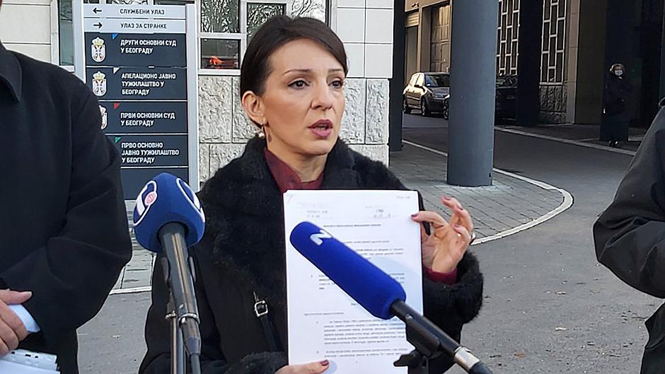 Marinika Tepić FOTO: Milica Vučković