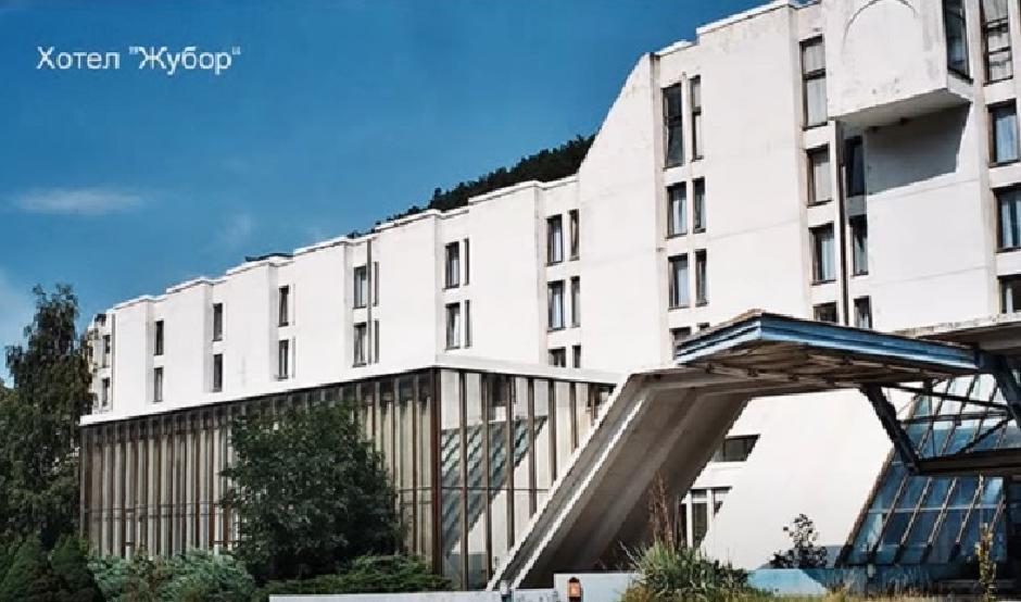 Hotel Žubor, Printscreen