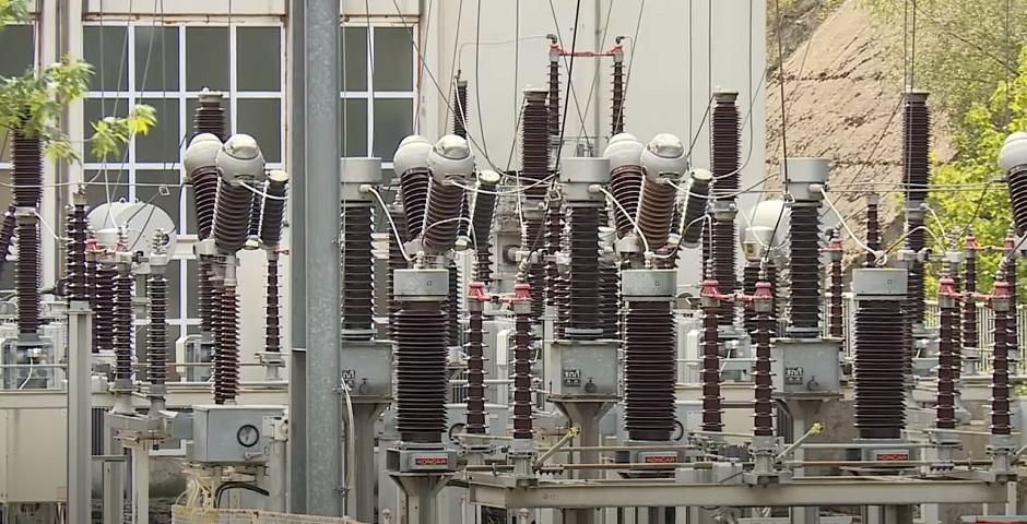 Elektrocentrala Gazivode; FOTO: Printscreen