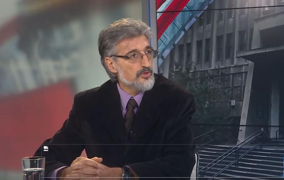 Ekonomista, profesor Petar Đukić FOTO: Printscreen