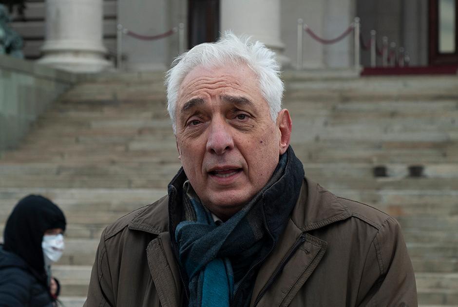 Božo Prelević FOTO: Milica Vučković