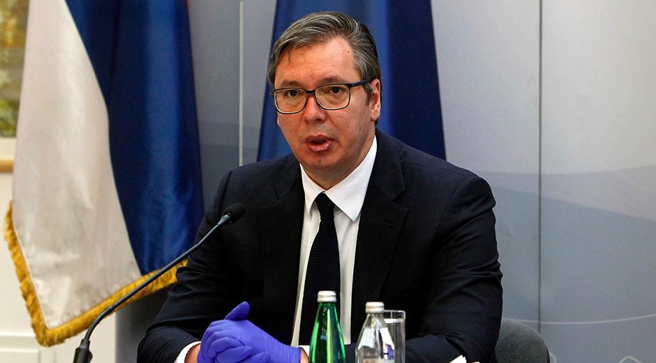 Aleksandar Vučić FOTO: Beta/Saša Đorđević