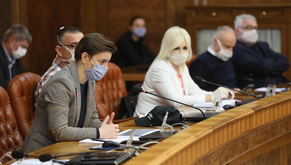 U Srbiji je alarmantno korona stanje