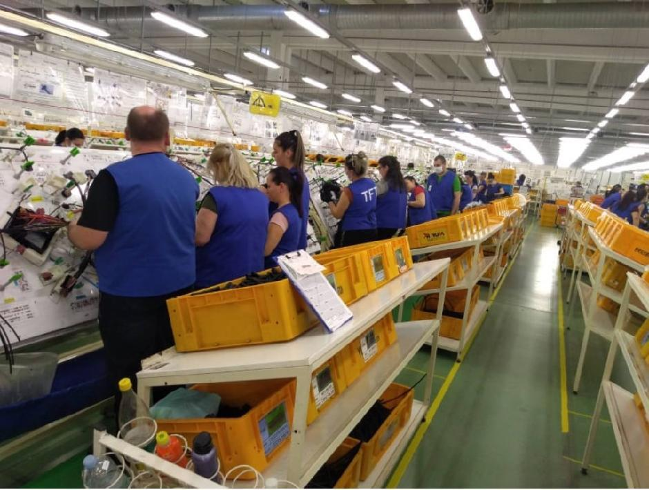 Fabrika Jura FOTO: Južne vesti