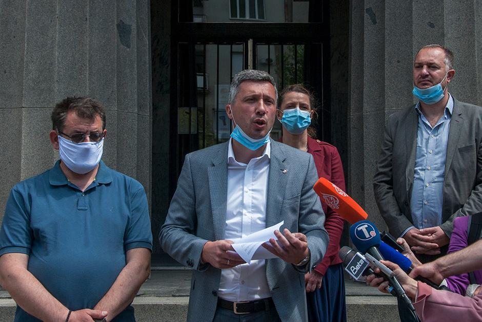 Boško Obradović FOTO: Milica Vučković