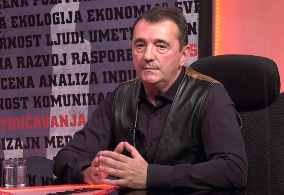 Slaviša Lekić FOTO: YouTube/Printskrin