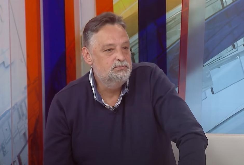 Boško Ničić FOTO: Printscreen/YouTube