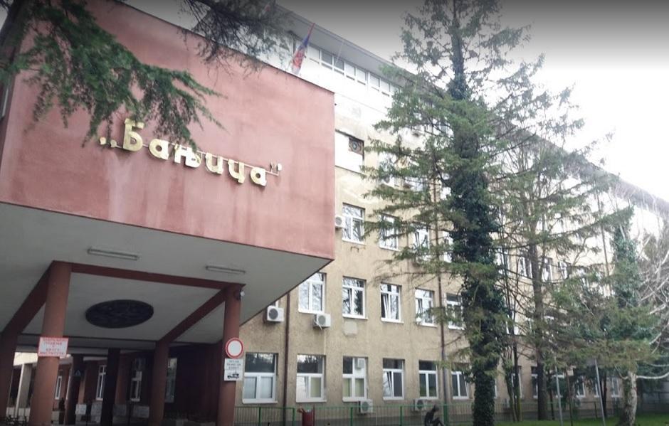 Institut na Banjici FOTO: Printscreen
