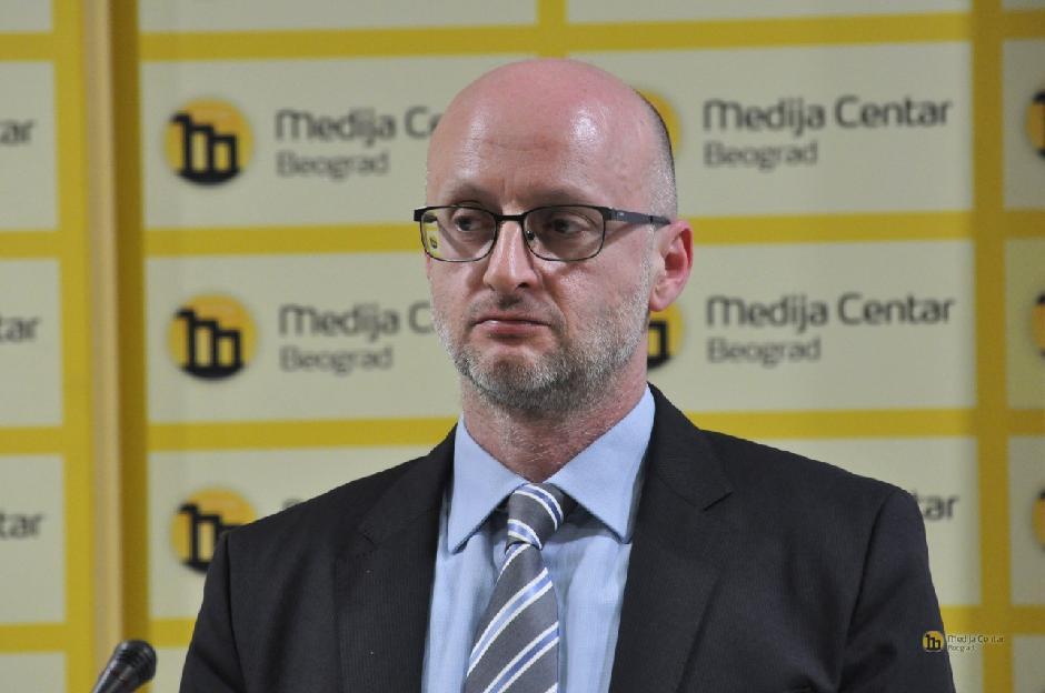 Nemanja Nenadić, Transparentnost FOTO: Medija centar