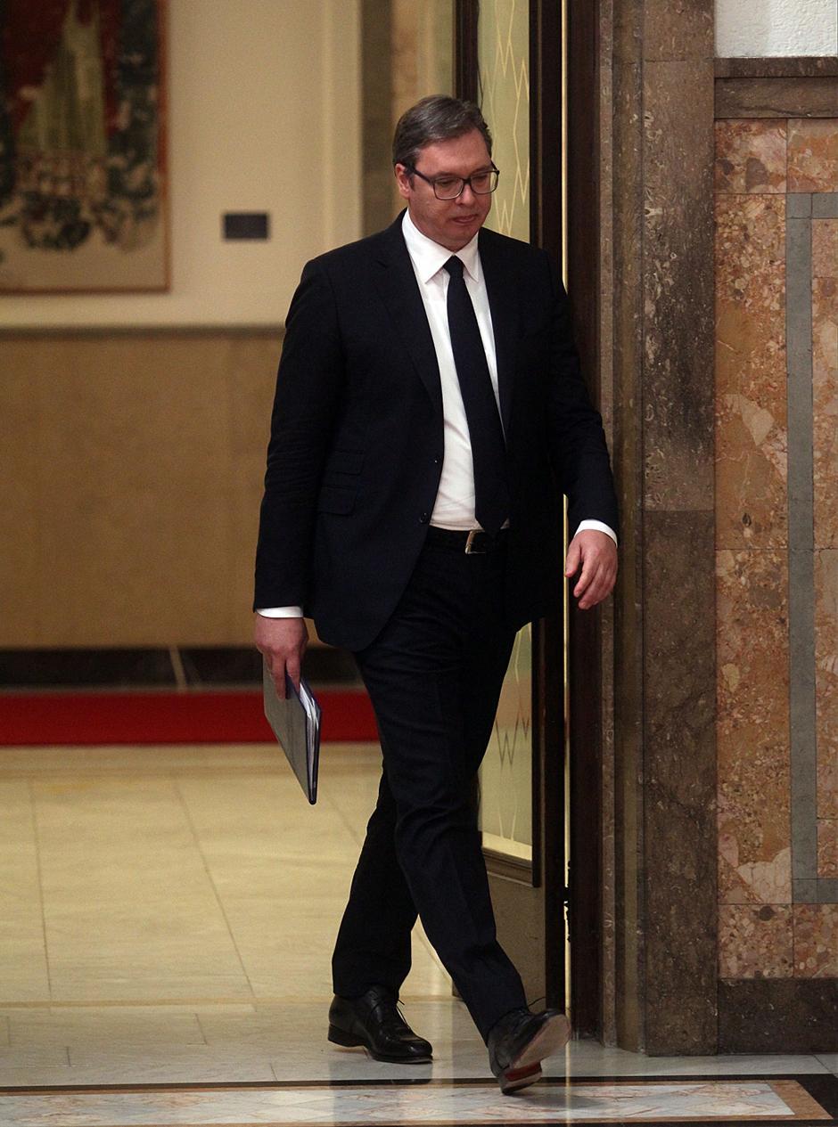 Sin Aleksandra Vučića je često viđen u društvu huligana