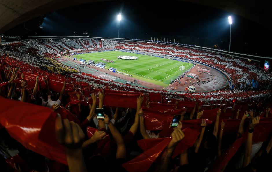 Stadion Crvene zvezde FOTO: Starsport
