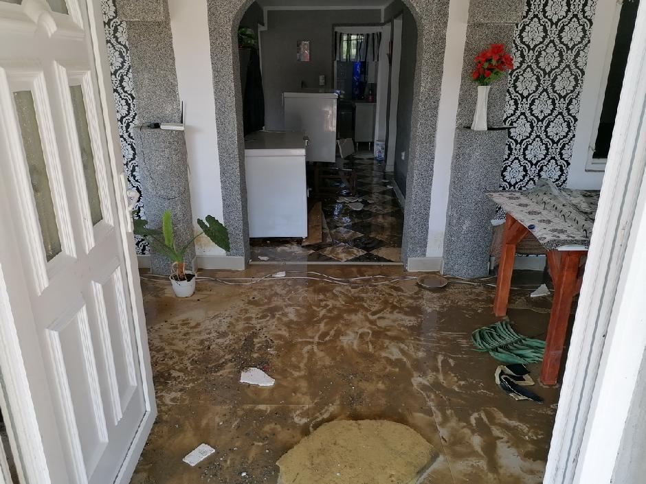 Poplavljeni domovi FOTO: Privatna arhiva