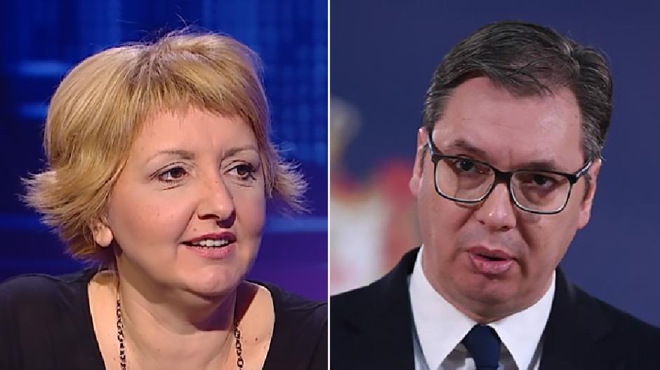 Profesor Biljana Stojković je oštar kritičar vlasti