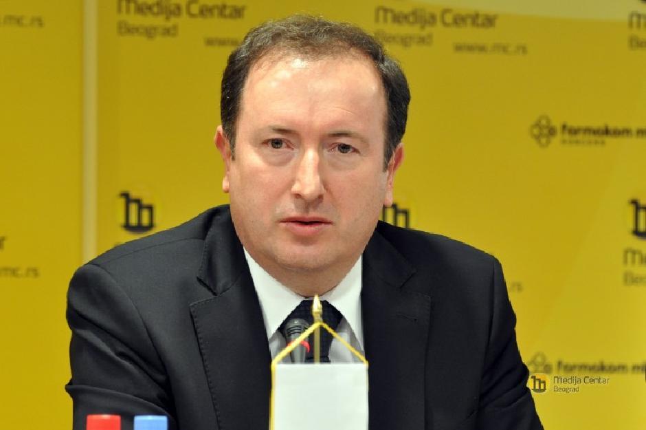 Meho Mahmutović FOTO: Medija centar