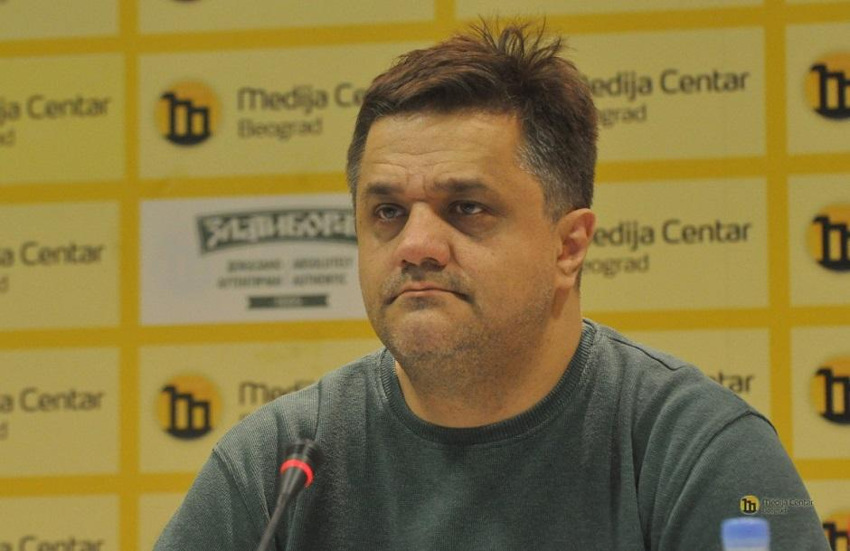 Zoran Gavrilović  iz Biroa za društvena istraživanja