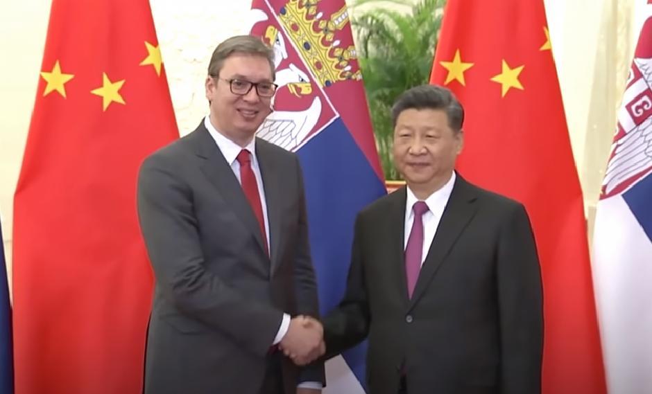 Ping i Vučić