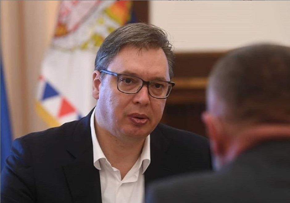 Aleksandar Vučić FOTO: Beta