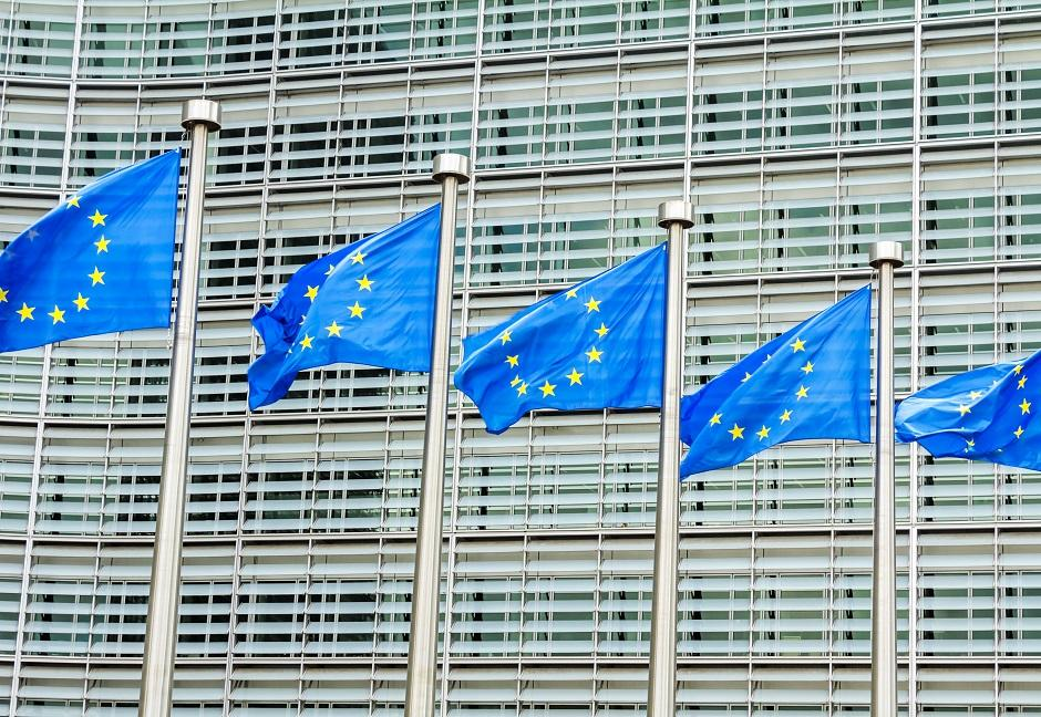Zgrada Evropske komisije u Briselu FOTO: Shutterstock