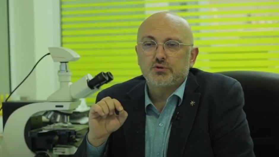 Dr Oliver Stojković FOTO: Printscreen