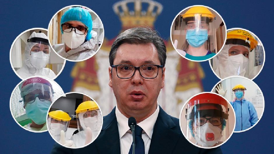 Lekari su ogorčeni odnosom vlašću i Kriznog štaba