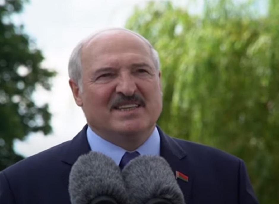 Aleksandar Lukašenko, FOTO: AP