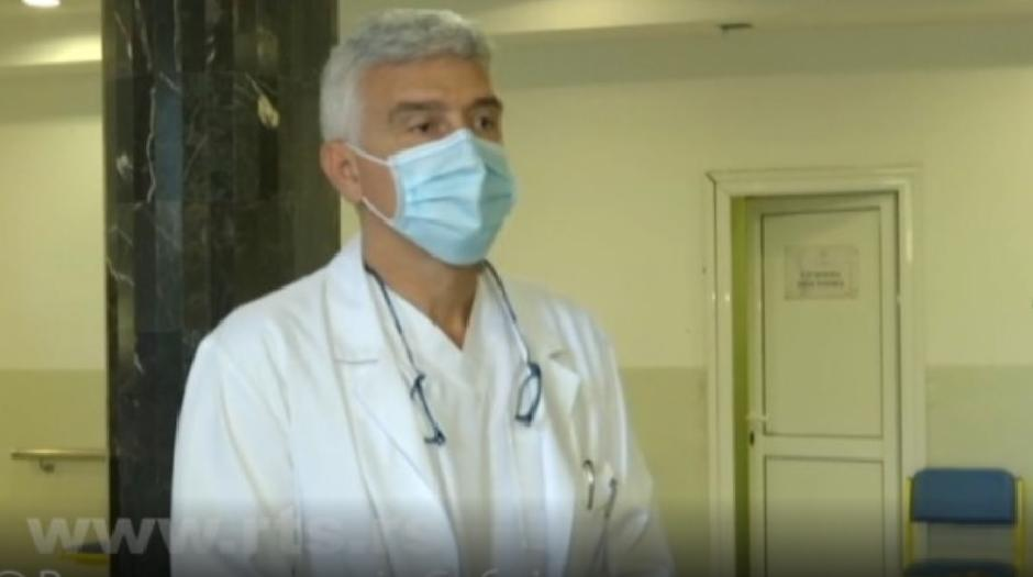 Dr Zoran Baščarević FOTO: Printscreen