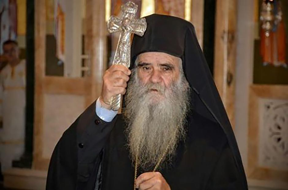 Amfilohije Radović FOTO: Direktno