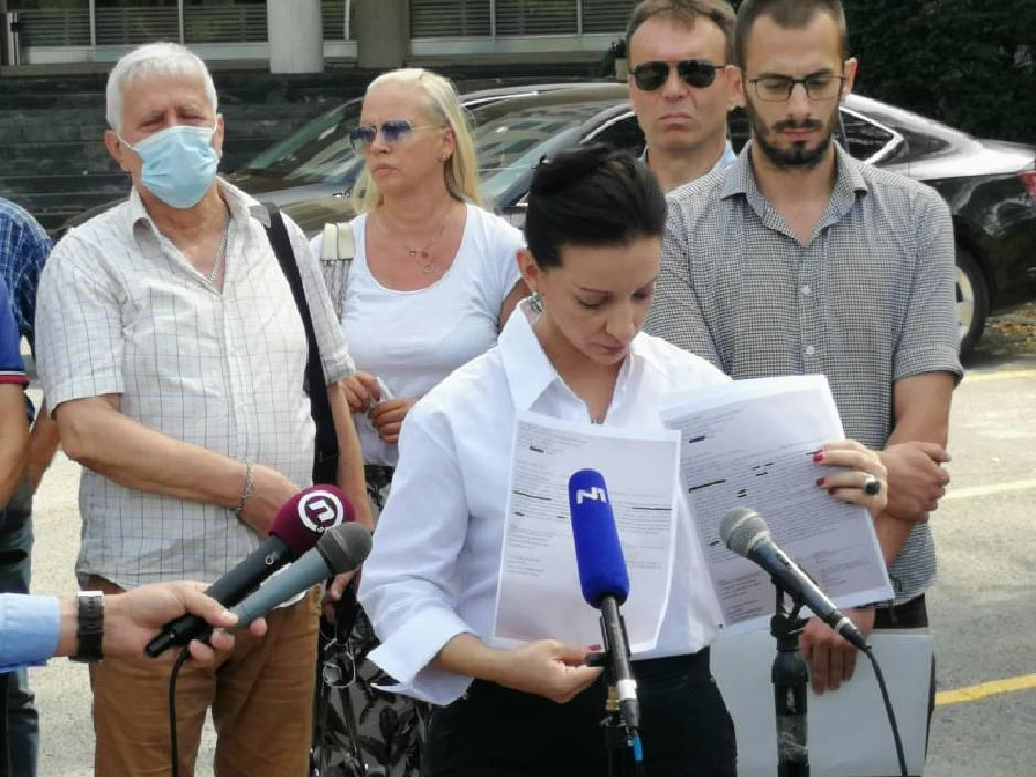 Marinika Tepić FOTO: V. Žujko