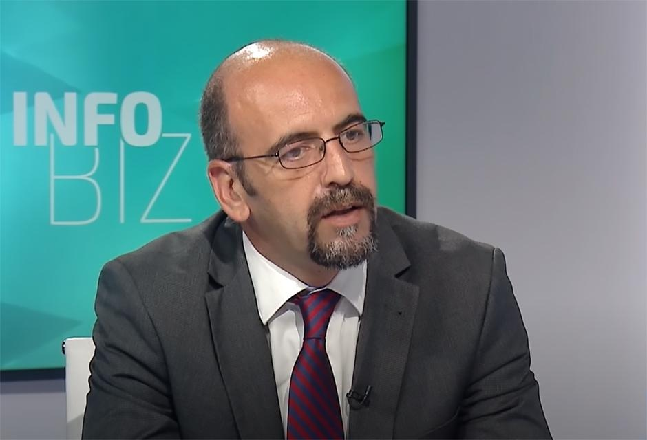 Igor Brnabić, brat premijerke Srbije FOTO: PrintScreen