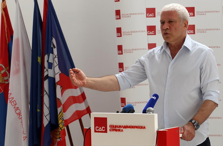 Boris Tadić FOTO: ATA images
