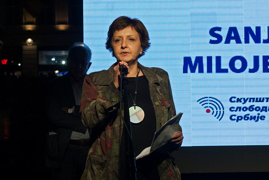 Biljana Stojković FOTO: Milica Vučković