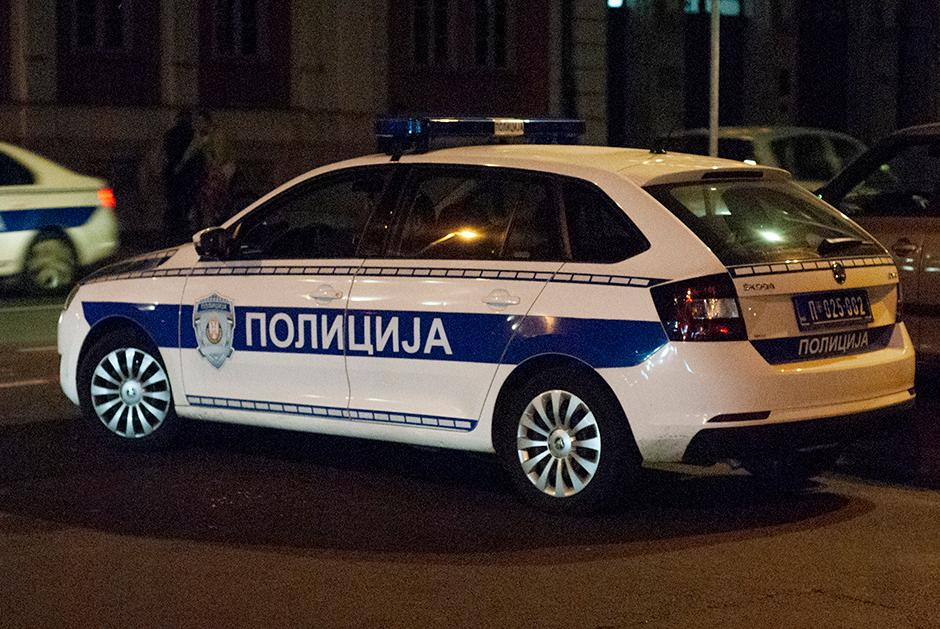 Policija FOTO: Milica Vučković
