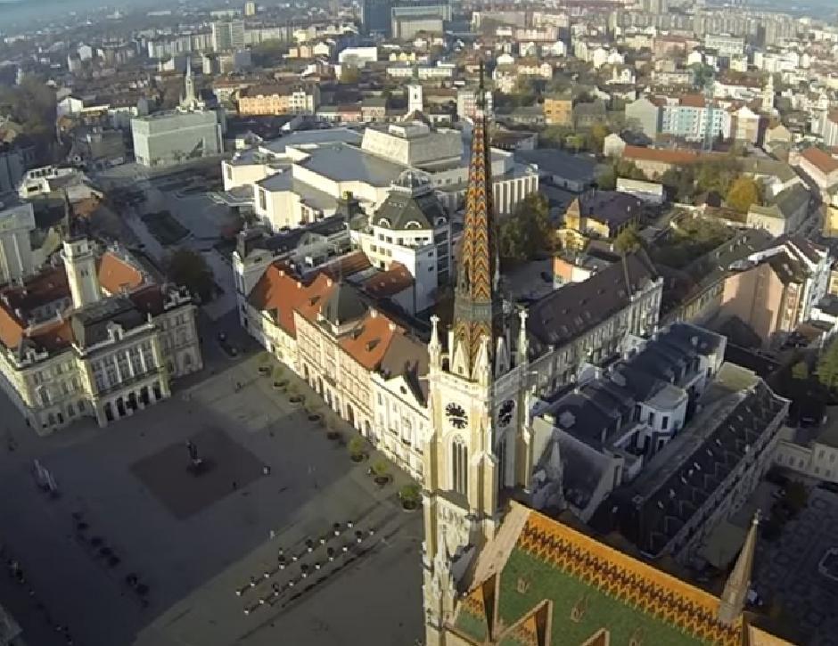 Novi Sad, Printscreen/Youtube