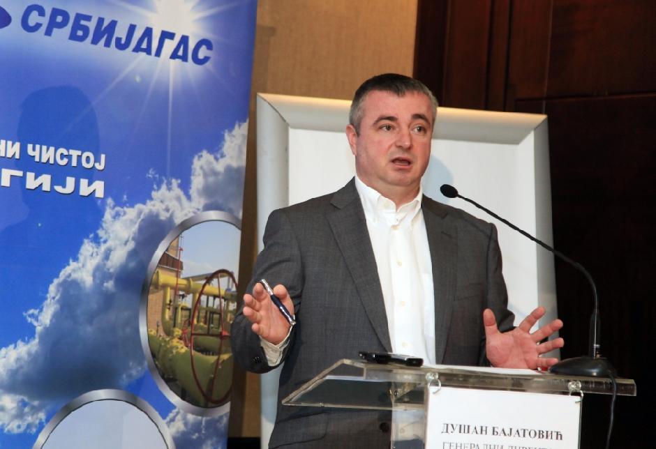 Dušan Bajatović, foto: ATA images