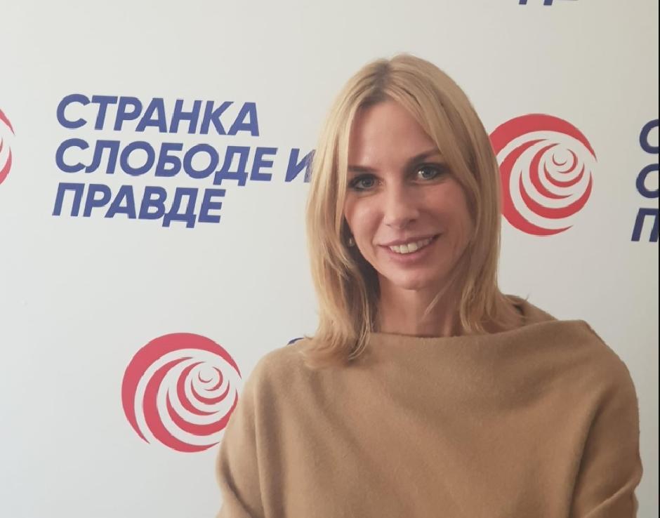 Dragana Grnčarski, SSP Beograd