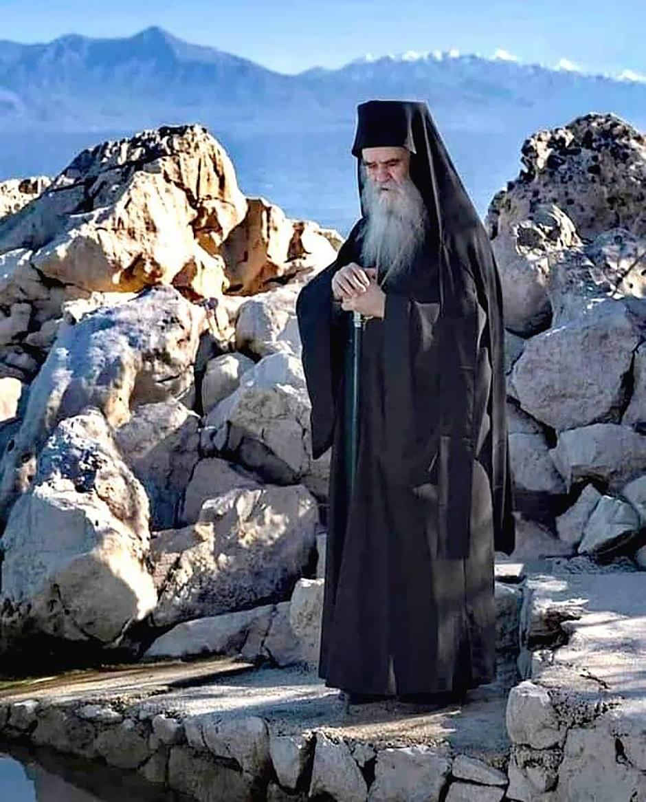 Amfilohije Radović FOTO: Direktno.rs