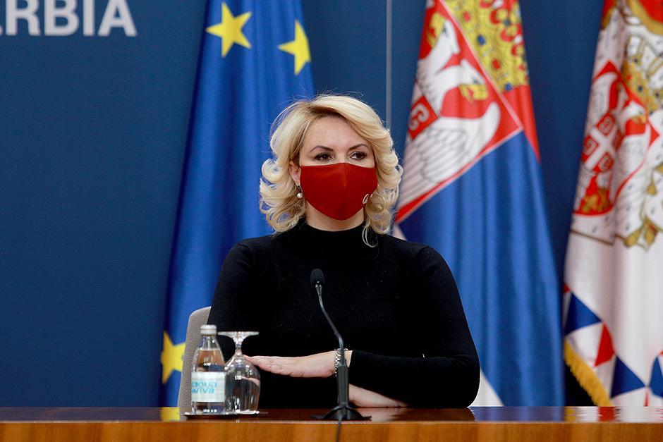 Darija Kisić Tepavcević FOTO: ATA Images