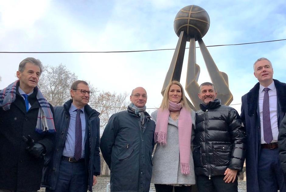 Otvaranje spomenika u Beogradu 2018 FOTO: Printscreen ambasade Francuske