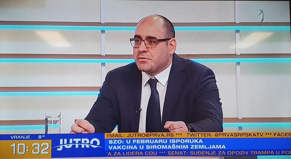 Vladimir Đukanović FOTO: Printscreen